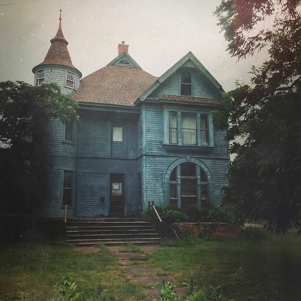 Creepy Victorian House